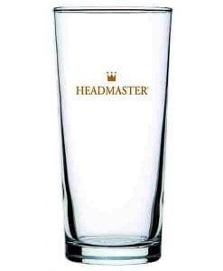 BEER GLASS - Headmaster Oxford Beer