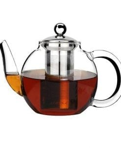 COFFEE - Athena GLASS Teapot/Infuser 1000Ml