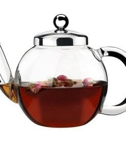 Lexi GLASS Teapot with Strainer 350Ml