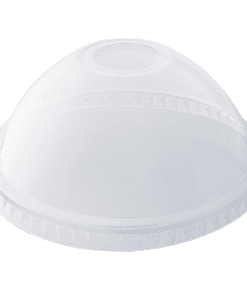 PLASTIC CUP DOME LID SMALL