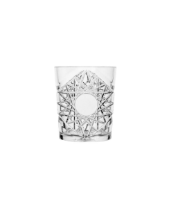 Polysafe Crystal Cut Double Old Fashioned - 355ml - Strong, durable & reliable