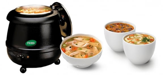 Soup kettle -v- Bain Marie - which is better?