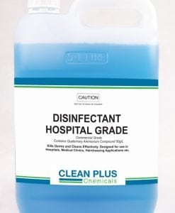 Disinfectant Hospital Grade - Economical 5L & 20L pack - Kills Germs effectively.