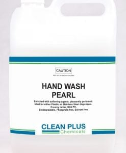 Hand Wash Pearl - 5L, 20L - Enriched with softening agents - Suits Plastic & Stainless Steel dispensers.