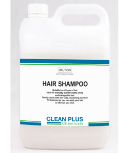 Hair Shampoo - 5L & 20L - Suitable for all types of hair.