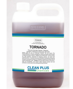 Tile Cleaner - 5L, 20L - Restores & Cleans heavily soiled & stained tiles.