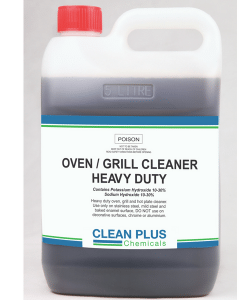 Oven & Grill Cleaner Heavy Duty - 5L, 20L - Excellent Cleaner for Ovens, Grills & Hot Plates.