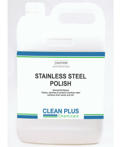 Stainless Steel Oil Polish - 5L & 20L - Clean Polish & Protect Stainless steel - Remove dirt, fingerprints, and marks.