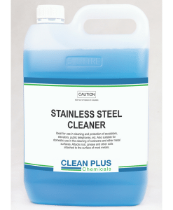 Stainless Steel Cleaner - 5L & 20L - Spray on & wipe off for a streak-free surface.