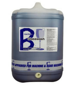 Bracton Glasswash - 5L, 15L, 25L - Brewery Approved - Cleans & Lifts Stains - No need for rinse aid.
