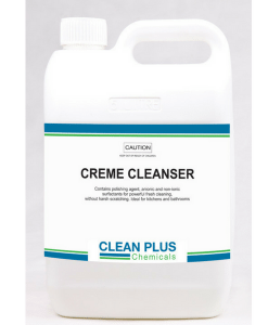 Creme Cleanser - 1L, 5L, 15L - Leaves surfaces clean, smooth & shiny.