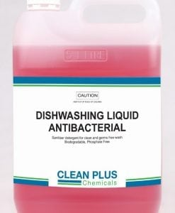 Antibacterial Hand Dishwash by Clen Plus Chemicals - 5L and 20L