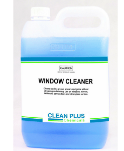 Window Cleaner - 5L & 20L - Results in clean and streak-free windows & glass.