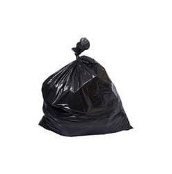 Garbage Bag 75L - Blue HDPE - strong & durable - less tears and spills.