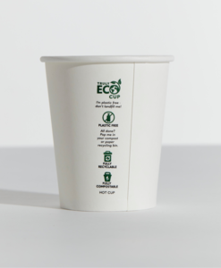 Compostable Hot and Cold Drinkware