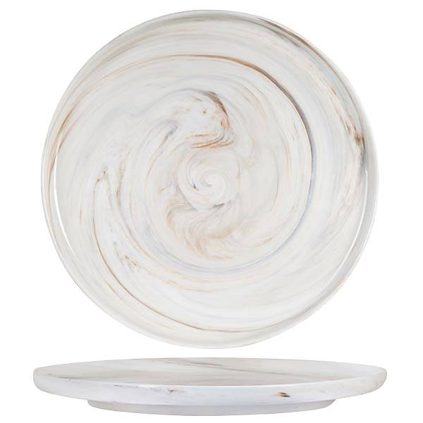 Luzerne Signature Round Plate Marble 165mm, 210mm, 280mm, 330mm ...