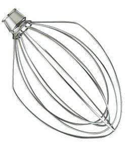 KitchenAid Wire Whisk - Suits Bowl-lift Stand Mixers.