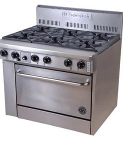 Ovens / Fryers / Cookers