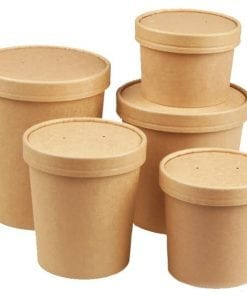 beta board takeaway food container soup hot cold 8 12 16 24 32
