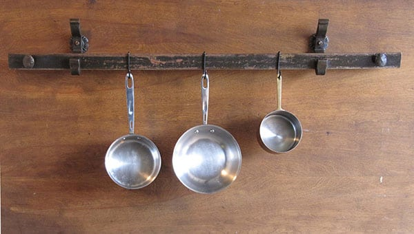 Pots and Pans - The pros and cons of different metallic surfaces.