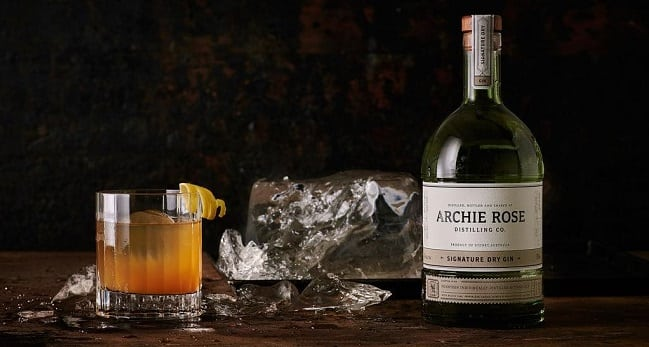 Archie Rose Distillery - Glassware by Johnson Hospitality Supplies
