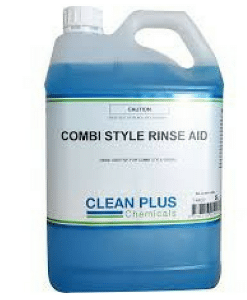 Combi Style Oven Rinse Aid - 5l - Perfect rinse aid formula for combi style ovens.