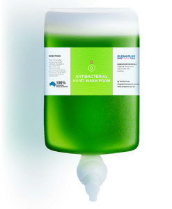 Hand Wash Foam Antibacterial - 1L Cartridge - Antibacterial and foamy formula - Cleans & sanitises in one go.