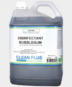 Disinfectant Bubblegum - Economical 5L & 20L pack - Commercial Grade to Kill Germs effectively.