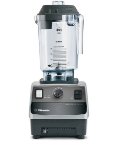 Vitamix Drink Machine Advance Drink Blender - 900Ml high impact, clear & stackable jug - 6 settings & pulse function - Strong 2 HP motor.
