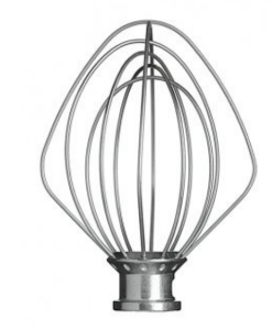 KitchenAid Wire Whisk for stand mixers.